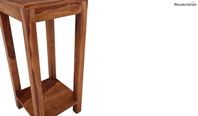 Joel Display Unit (Teak Finish)-5