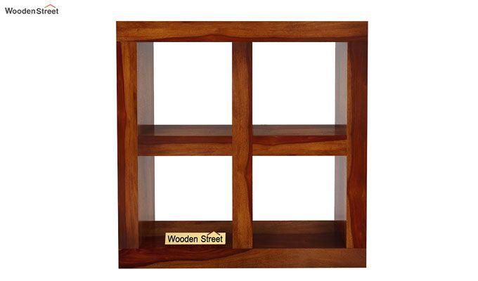Kaws Display Unit (Honey Finish)-4