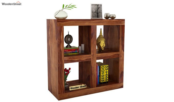 Kaws Display Unit (Teak Finish)-2