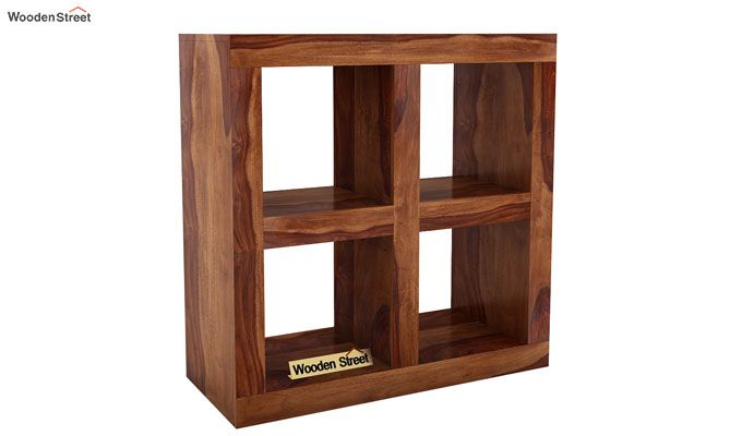 Kaws Display Unit (Teak Finish)-4