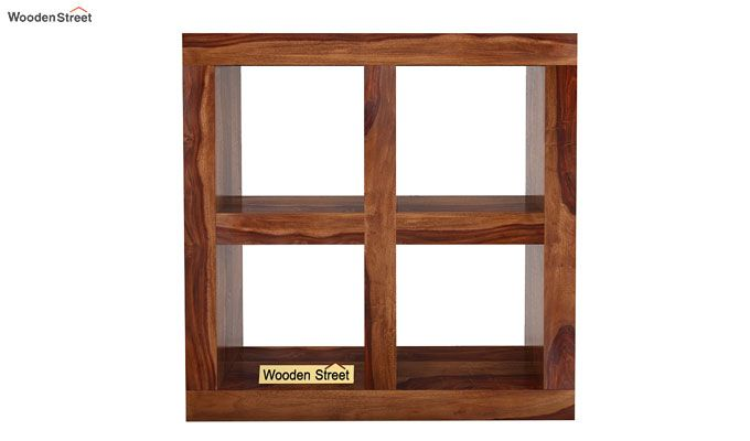 Kaws Display Unit (Teak Finish)-5