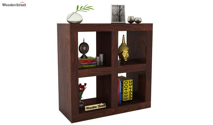 Kaws Display Unit (Walnut Finish)-1