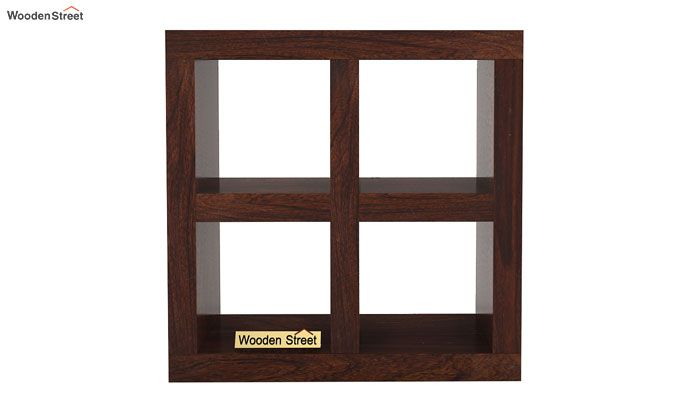 Kaws Display Unit (Walnut Finish)-4