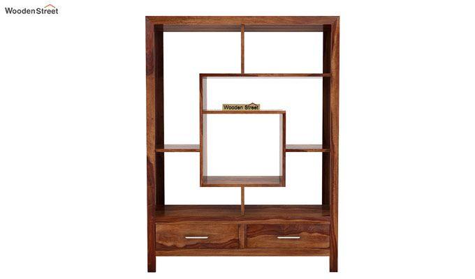 Morris Display Unit (Teak Finish)-4
