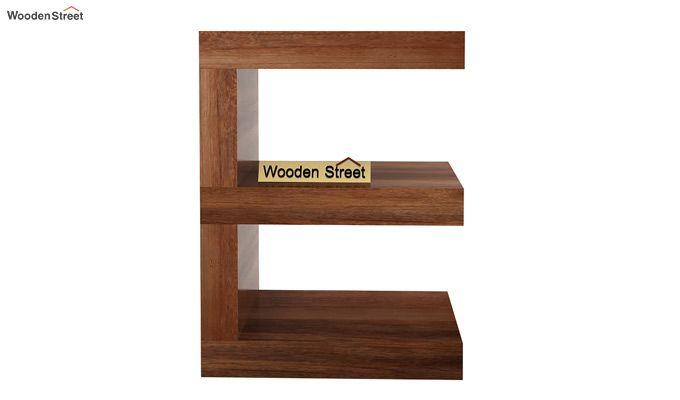Nara Display Cabinet (Teak Finish)-4