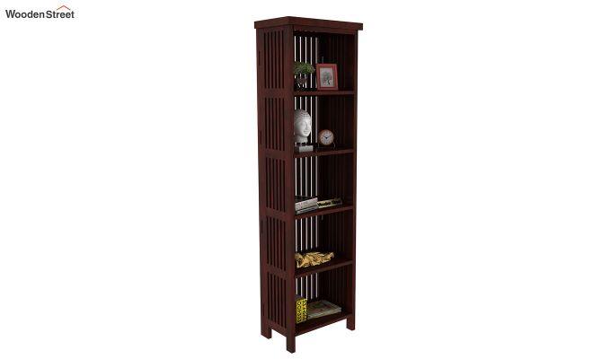 Olsen Display Cabinet (Mahogany Finish)-1