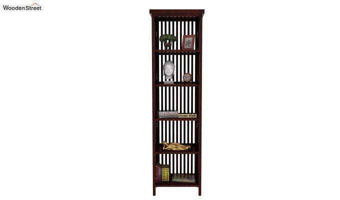 Olsen Display Cabinet (Mahogany Finish)-2