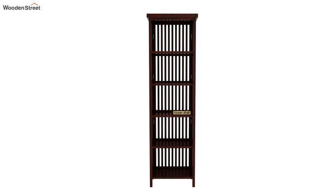 Olsen Display Cabinet (Mahogany Finish)-4