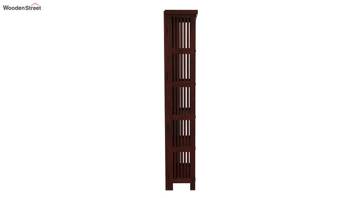 Olsen Display Cabinet (Mahogany Finish)-5