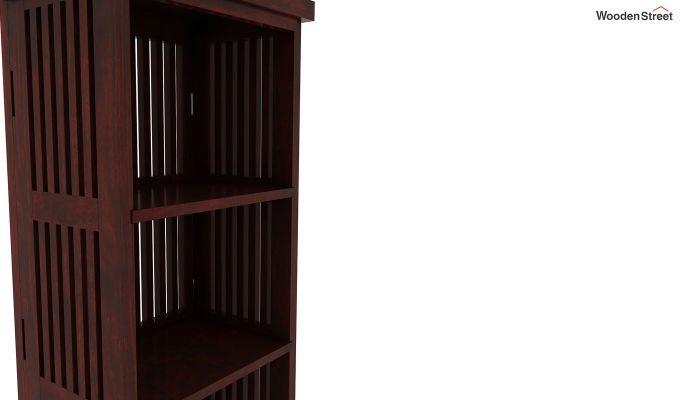 Olsen Display Cabinet (Mahogany Finish)-6