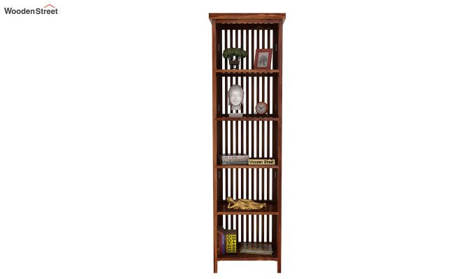 Olsen Display Cabinet (Teak Finish)-3