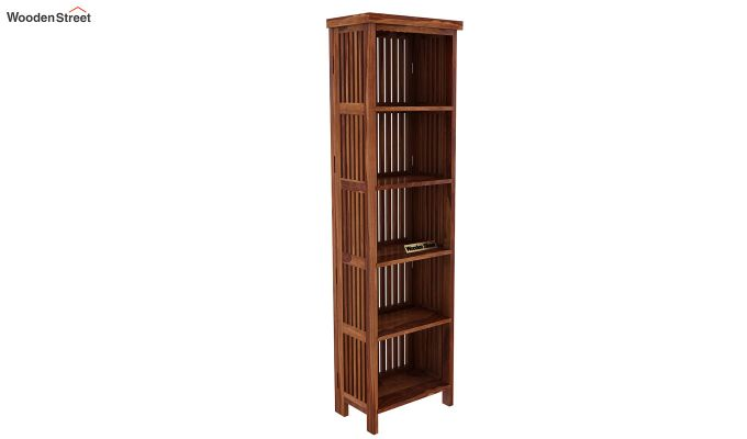 Olsen Display Cabinet (Teak Finish)-4