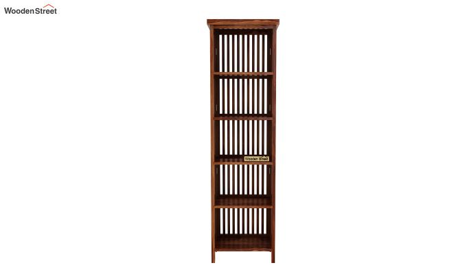 Olsen Display Cabinet (Teak Finish)-5