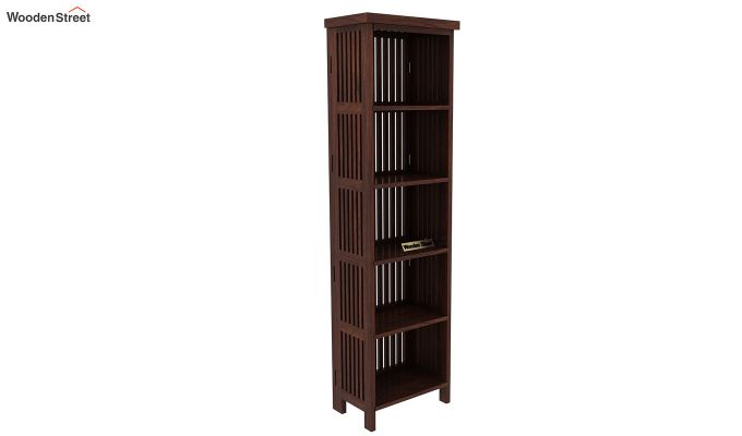 Olsen Display Cabinet (Walnut Finish)-3