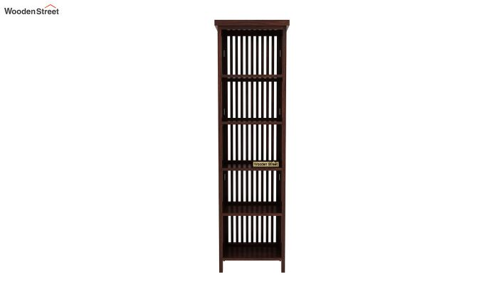 Olsen Display Cabinet (Walnut Finish)-4