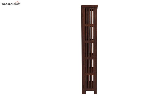 Olsen Display Cabinet (Walnut Finish)-5