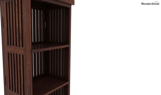 Olsen Display Cabinet (Walnut Finish)-6
