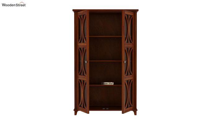 Regio Bookshelf (Honey Finish)-5
