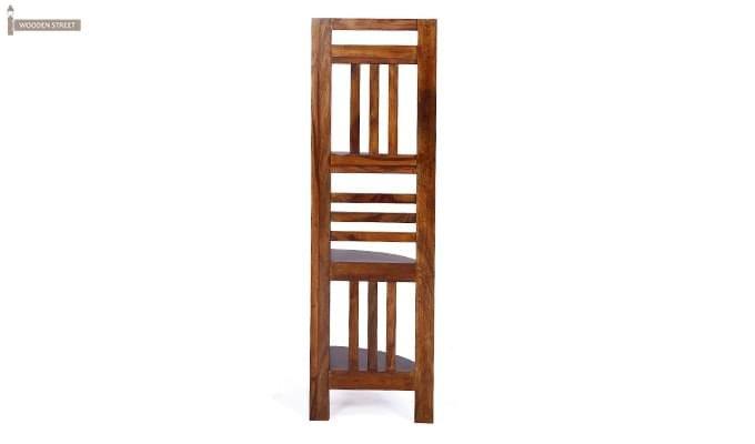 Roska Display Cabinet (Mahogany Finish)-3