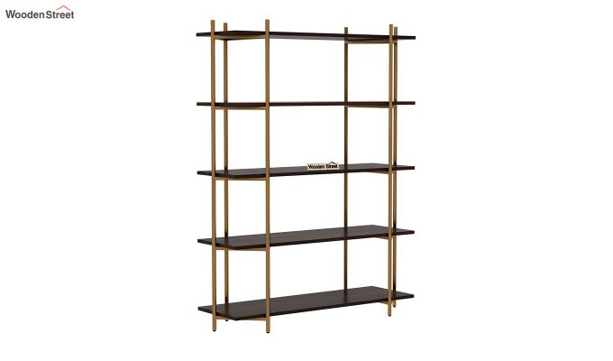Tristan Display Unit (Walnut Finish)-3