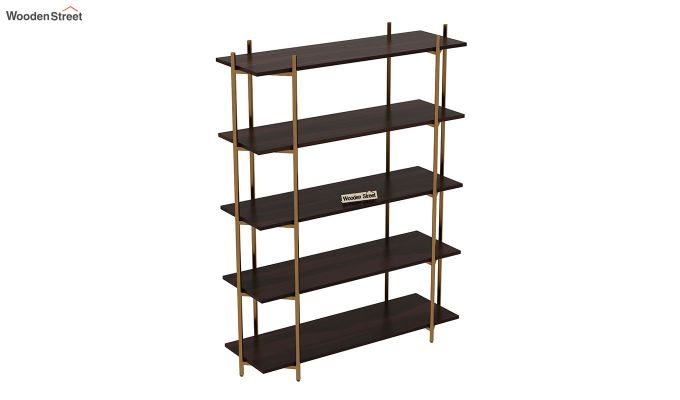 Tristan Display Unit (Walnut Finish)-5