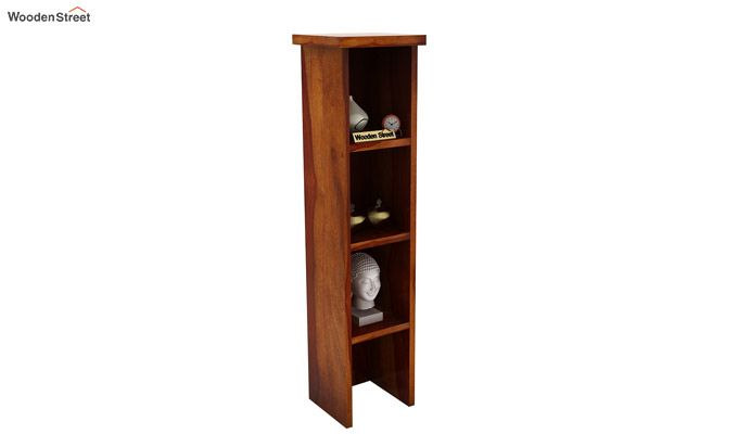Witkin Display Cabinet (Honey Finish)-1