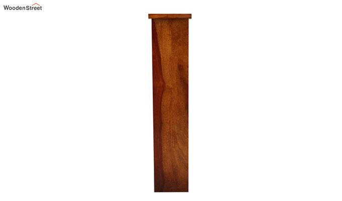 Witkin Display Cabinet (Honey Finish)-5