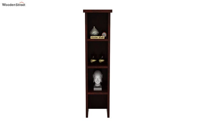 Witkin Display Cabinet (Mahogany Finish)-2