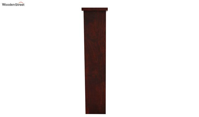 Witkin Display Cabinet (Mahogany Finish)-5
