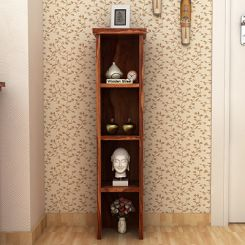Witkin Display Cabinet (Teak Finish)