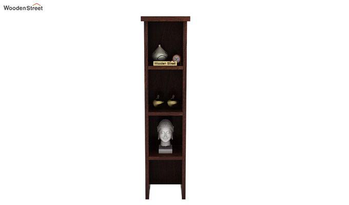 Witkin Display Cabinet (Walnut Finish)-2