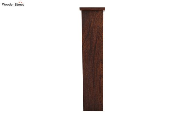Witkin Display Cabinet (Walnut Finish)-5