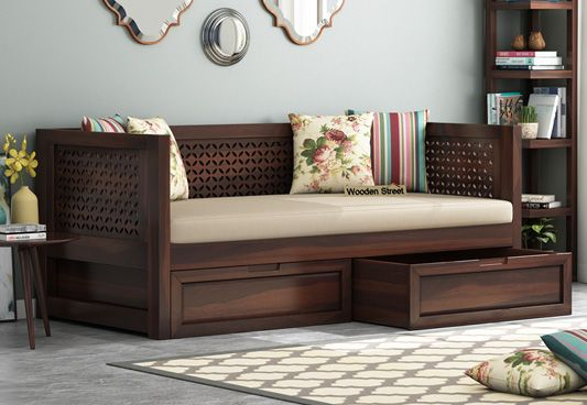 Divan Bed Best Diwan Bed Online In India Upto 55 Discount