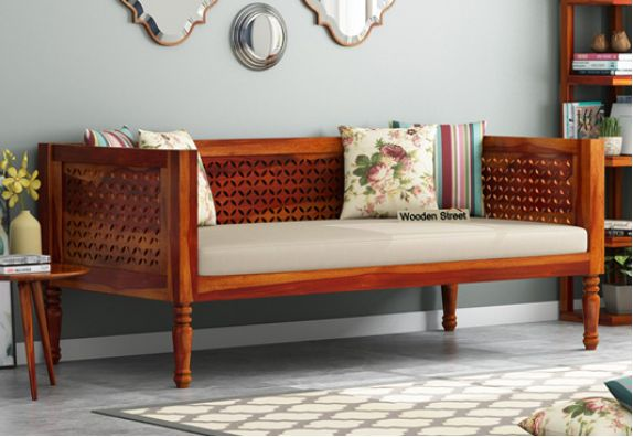solid wood divan bed in Bangalore, Mumbai