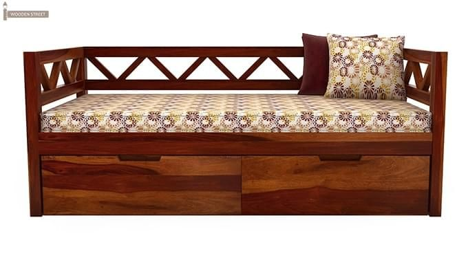 Benicio Divan (Honey Finish)-5