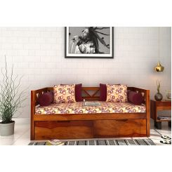 Benicio Divan (Honey Finish)
