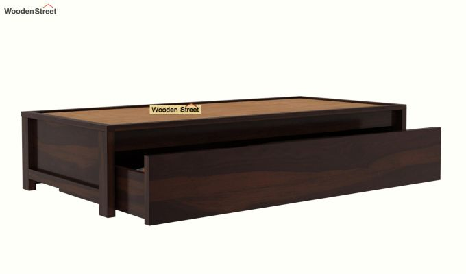 Cadoc Divan (Walnut Finish)-6
