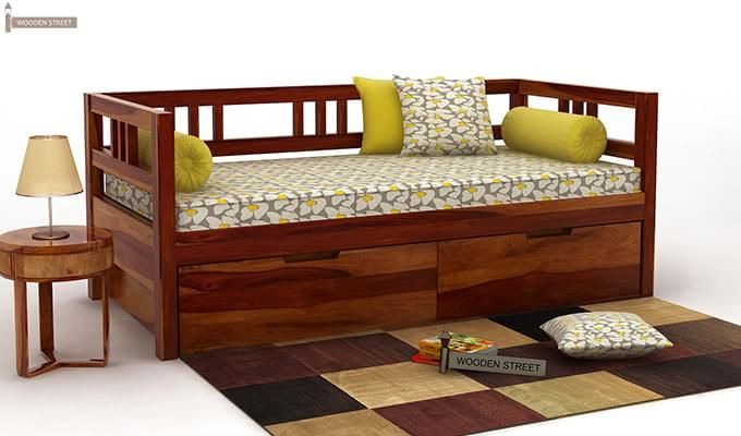Hudson Divan (Honey Finish)-2
