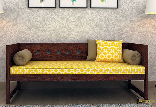 Divan sofa bed delima divan rattan sofa bed product on for Diwan models india