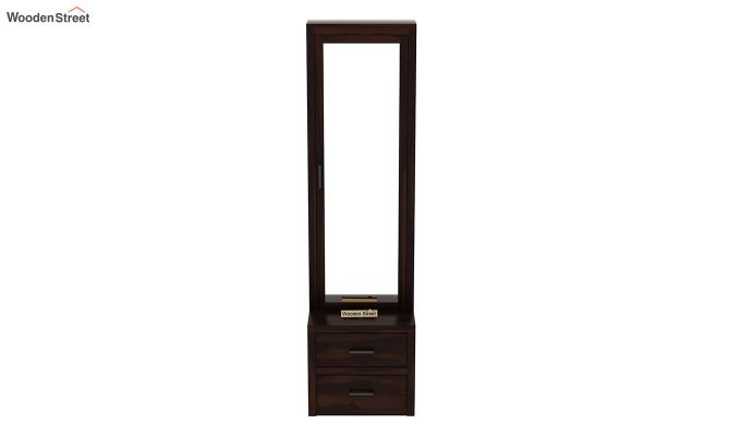 Aberdeen Dressing Table (Walnut Finish)-3