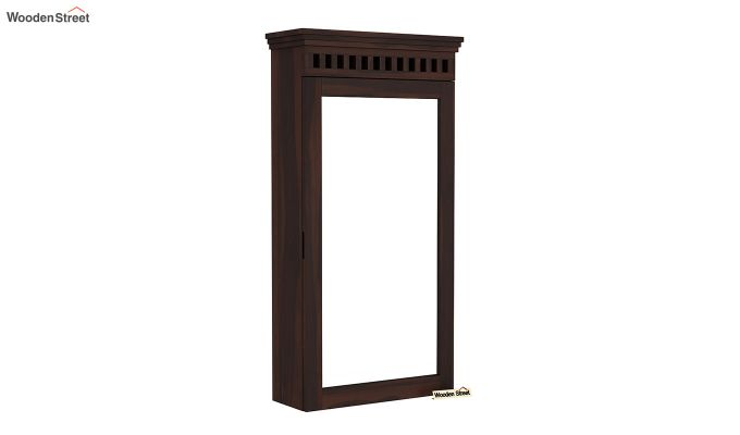 Adolph Wall Mounted Dresser (Walnut Finish)-2