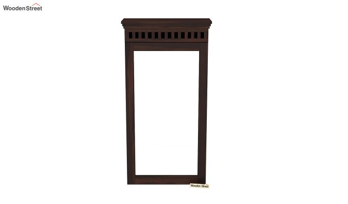 Adolph Wall Mounted Dresser (Walnut Finish)-3
