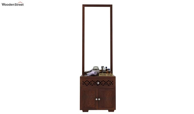 Cambrey Dressing Unit (Walnut Finish)-2