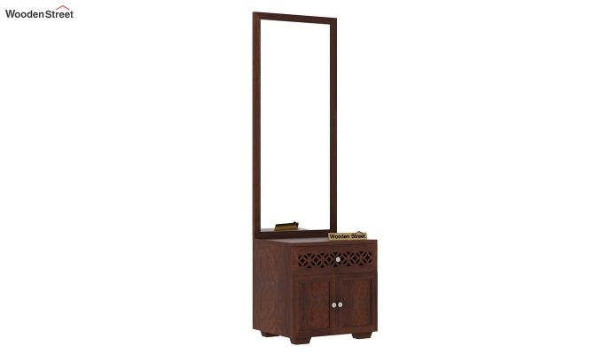 Cambrey Dressing Unit (Walnut Finish)-3