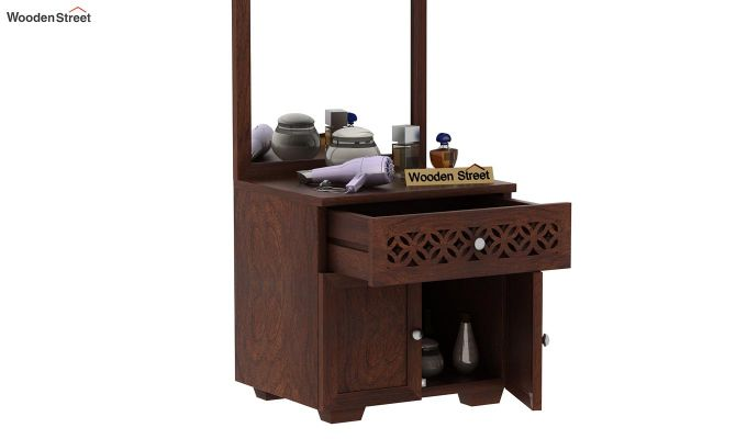 Cambrey Dressing Unit (Walnut Finish)-4