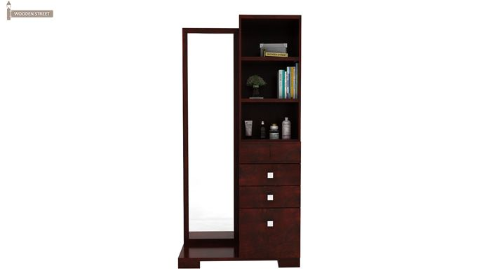 Cinader Dressing Table (Mahogany Finish)-3