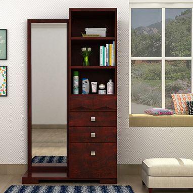 Dressing Table Design : Best Wooden Dressing Table Designs for Bedroom