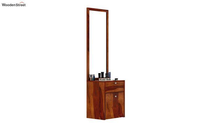 Franklin Dressing Table (Honey Finish)-1