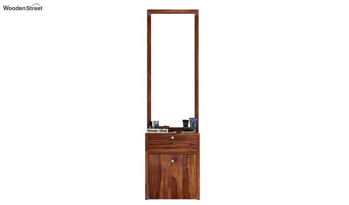Franklin Dressing Table (Teak Finish)-3