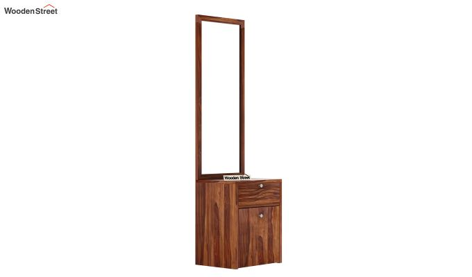 Franklin Dressing Table (Teak Finish)-4